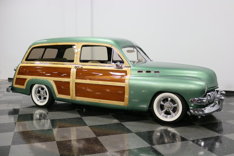 1951 Mercury Woody 16