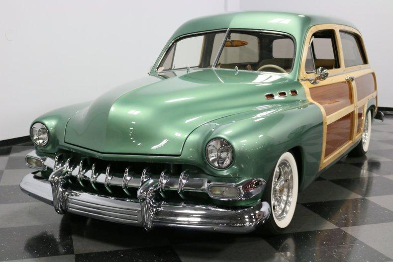 1951 Mercury Woody 20