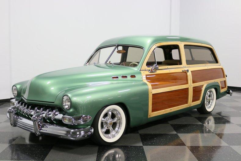 1951 Mercury Woody 5