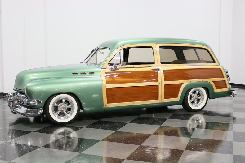1951 Mercury Woody 6