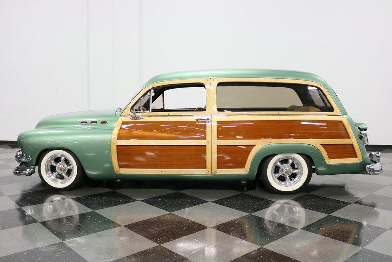 1951 Mercury Woody 7