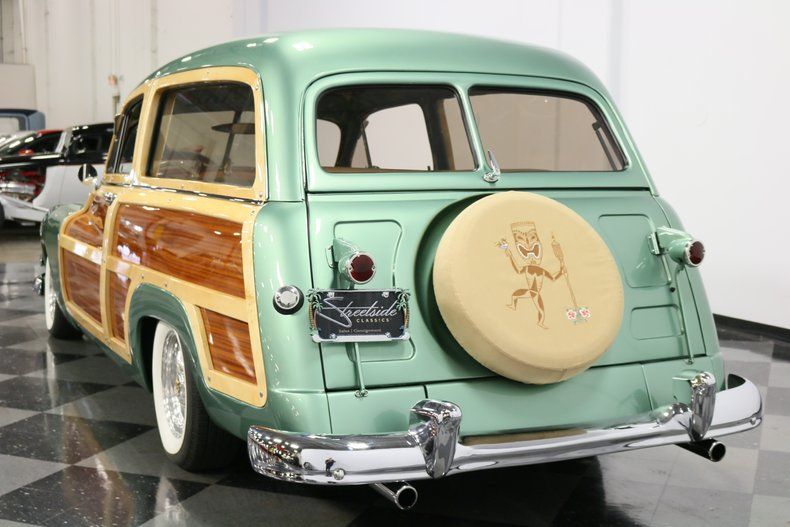 1951 Mercury Woody 10