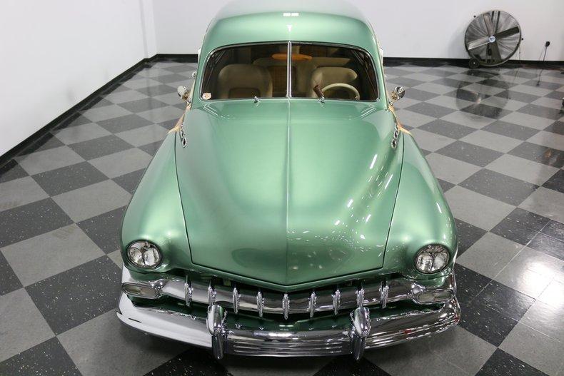 1951 Mercury Woody 22