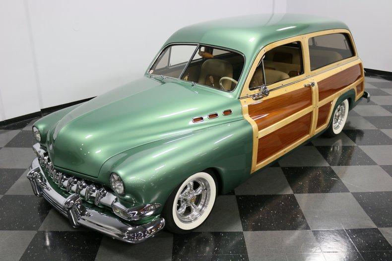 1951 Mercury Woody 21