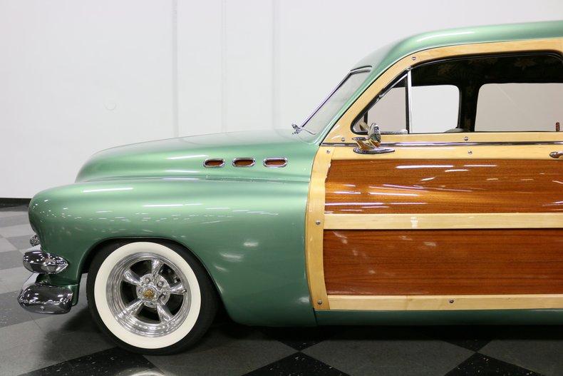 1951 Mercury Woody 26