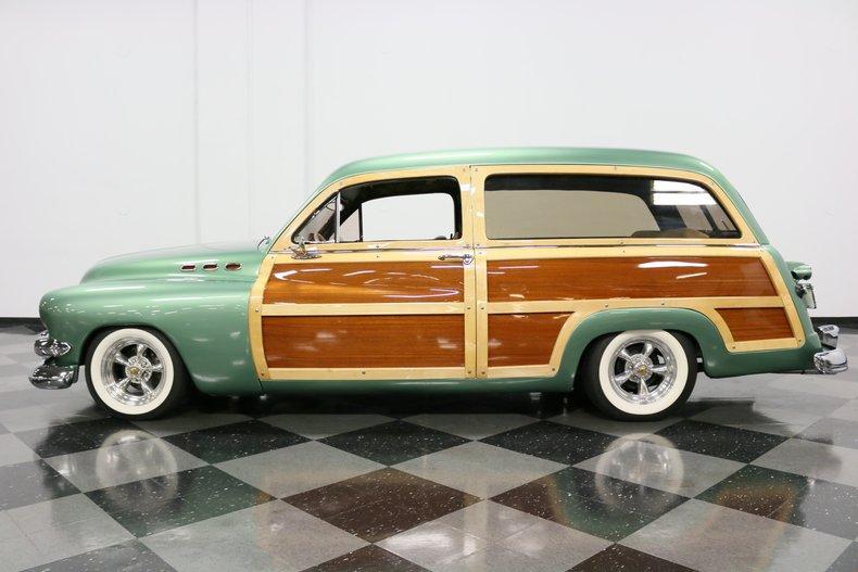 1951 Mercury Woody 2