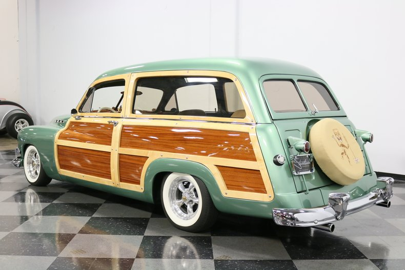 1951 Mercury Woody 9