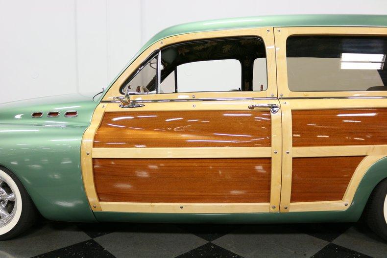 1951 Mercury Woody 27