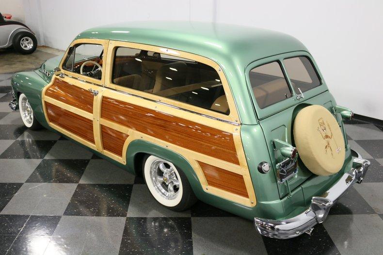 1951 Mercury Woody 77