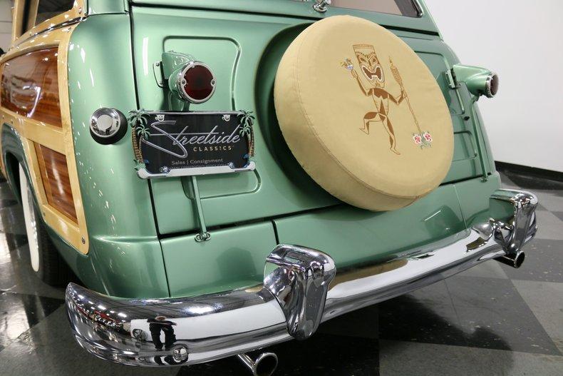 1951 Mercury Woody 75
