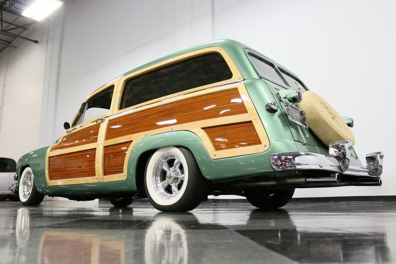 1951 Mercury Woody 29
