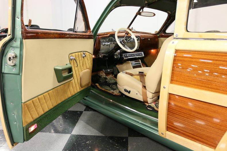 1951 Mercury Woody 46