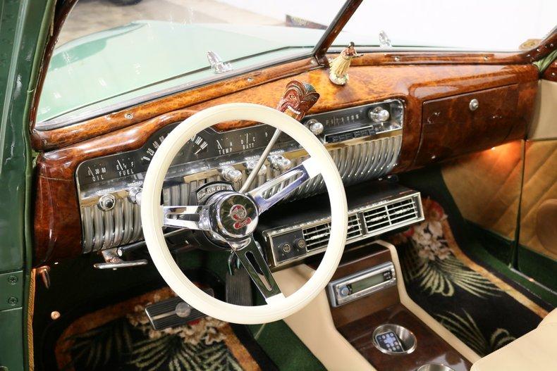 1951 Mercury Woody 48