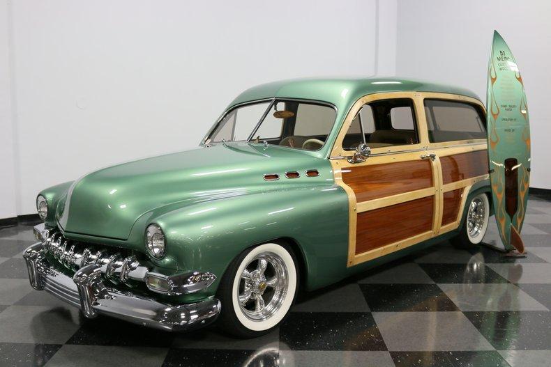 1951 Mercury Woody 79