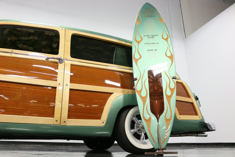 1951 Mercury Woody 81
