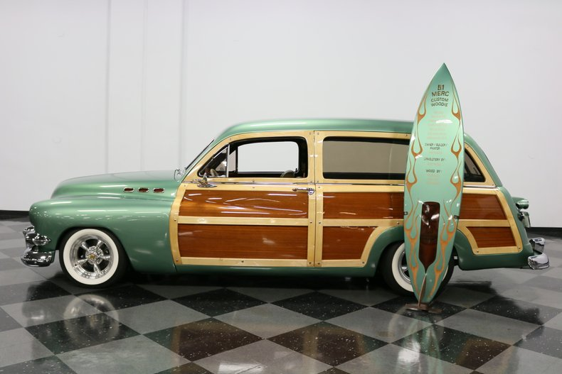 1951 Mercury Woody 80
