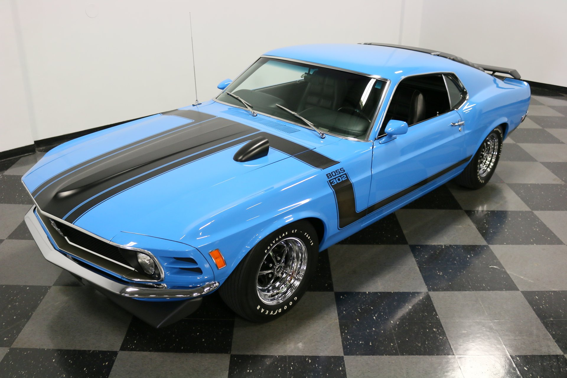 1970 Ford Mustang Streetside Classics The Nations Trusted Boss 302 View 360