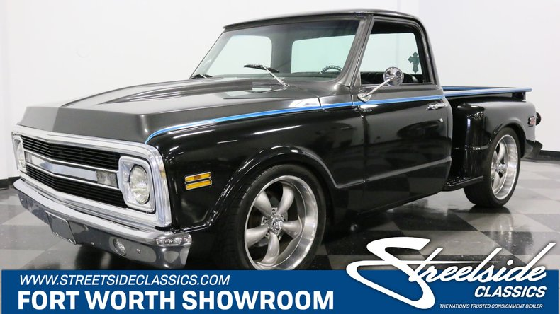 1969 Chevrolet C10 For Sale