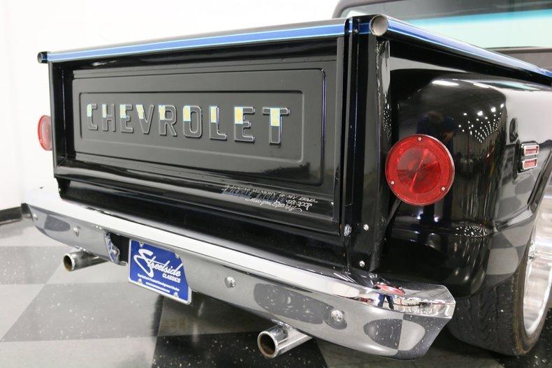 1969 Chevrolet C10 32