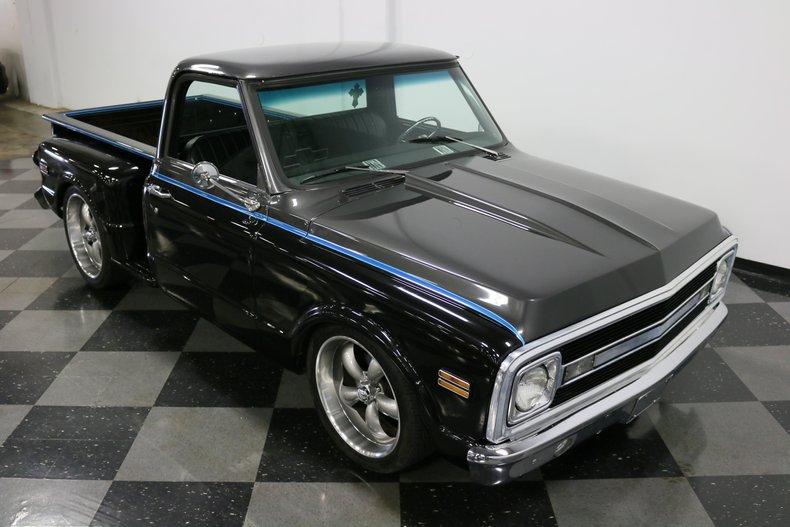 1969 Chevrolet C10 72