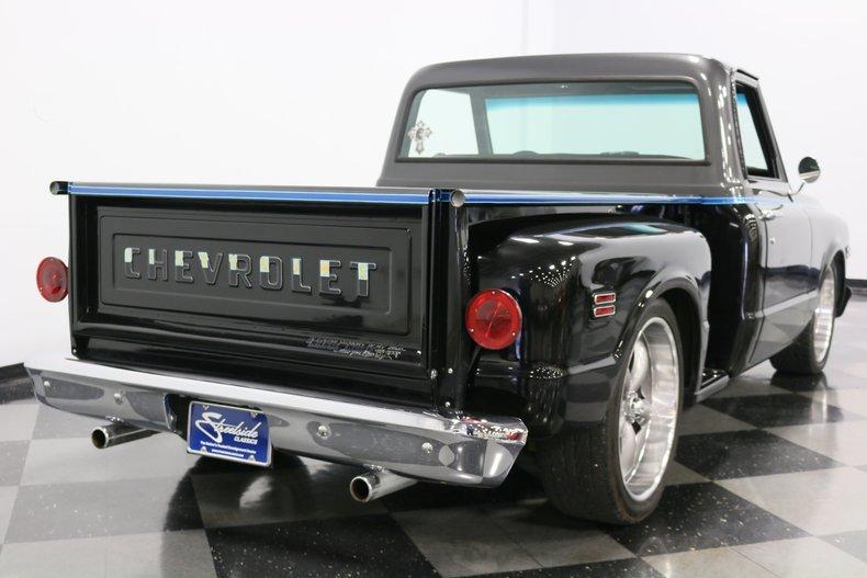 1969 Chevrolet C10 12