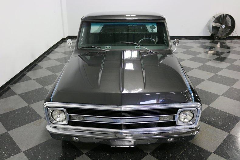 1969 Chevrolet C10 22