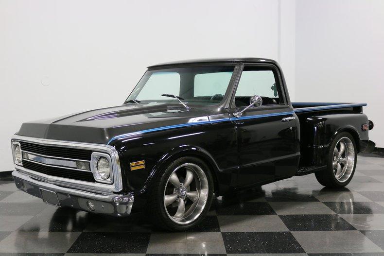 1969 Chevrolet C10 5