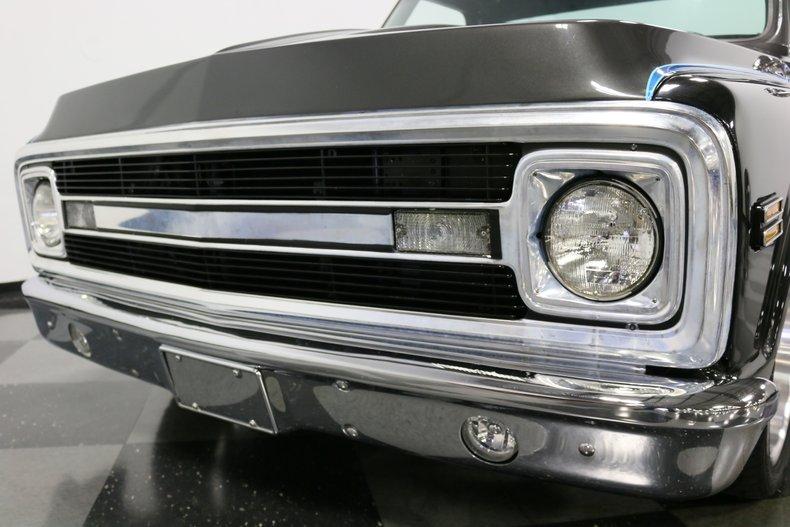 1969 Chevrolet C10 23