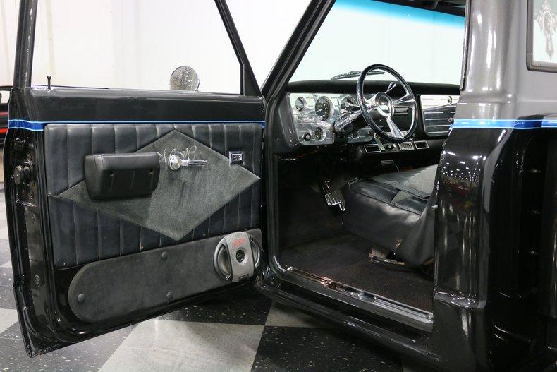 1969 Chevrolet C10 46
