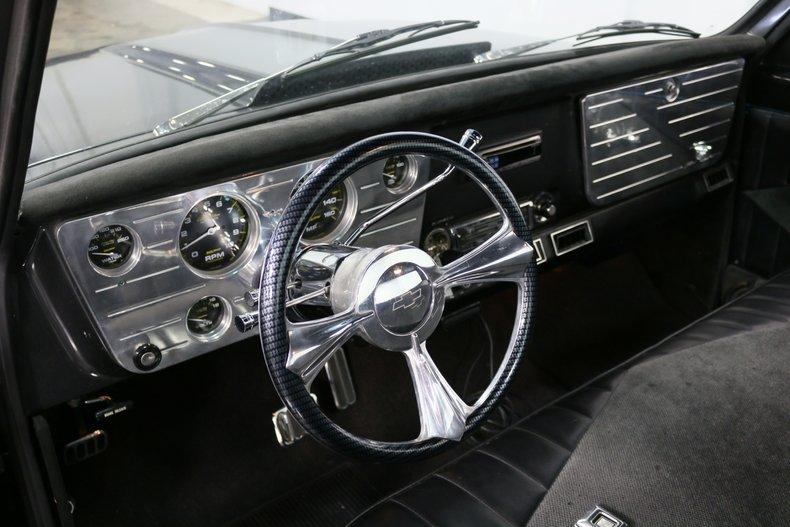 1969 Chevrolet C10 48