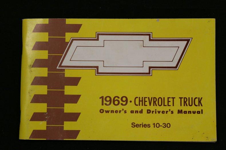 1969 Chevrolet C10 66
