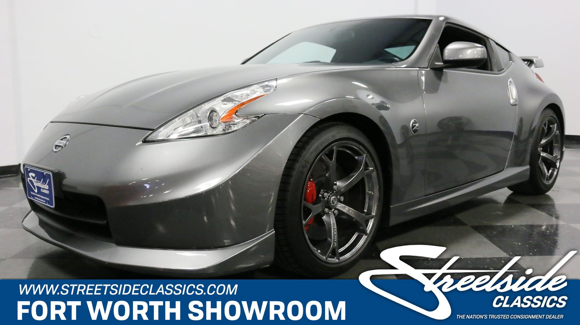 2013 Nissan 370z Classic Cars For Sale Streetside Classics The Nation S 1 Consignment Dealer