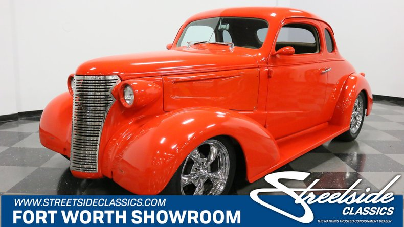 1938 Chevrolet Business Coupe For Sale