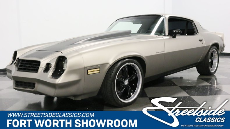 1978 Chevrolet Camaro | Streetside Classics - The Nation's