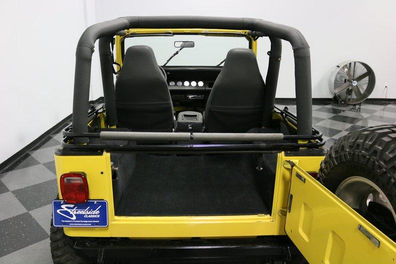 1993 Jeep Wrangler 48