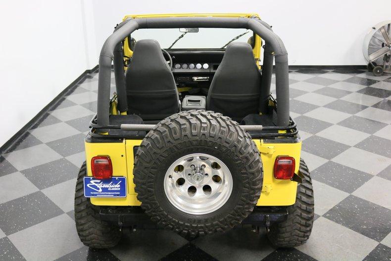 1993 Jeep Wrangler 35