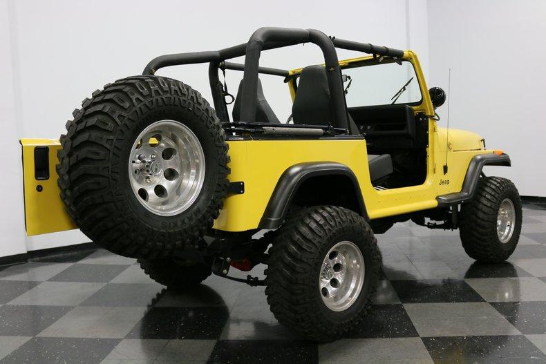 1993 Jeep Wrangler 46