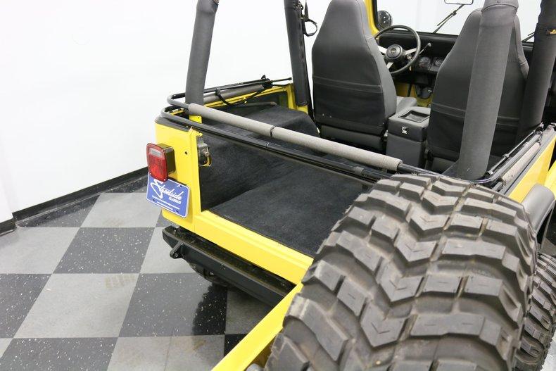 1993 Jeep Wrangler 49