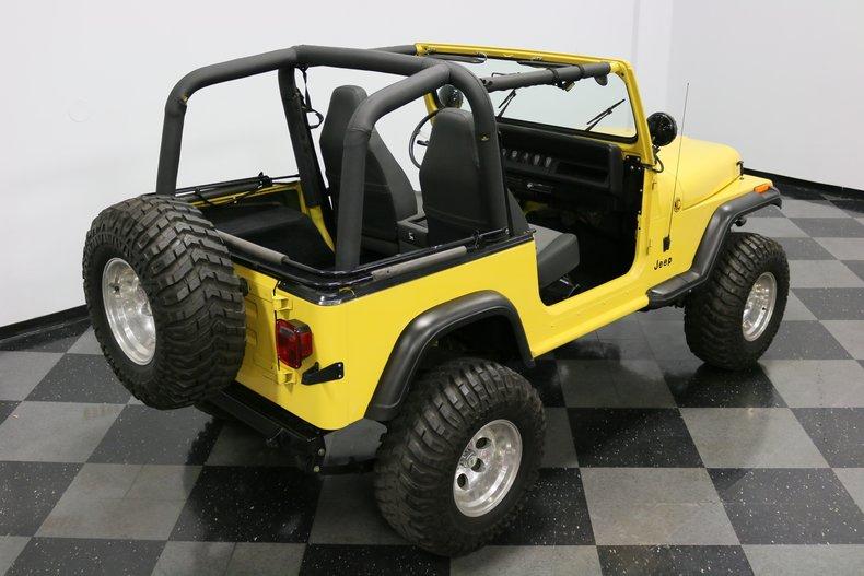 1993 Jeep Wrangler 34