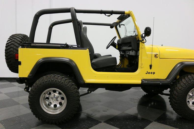 1993 Jeep Wrangler 39