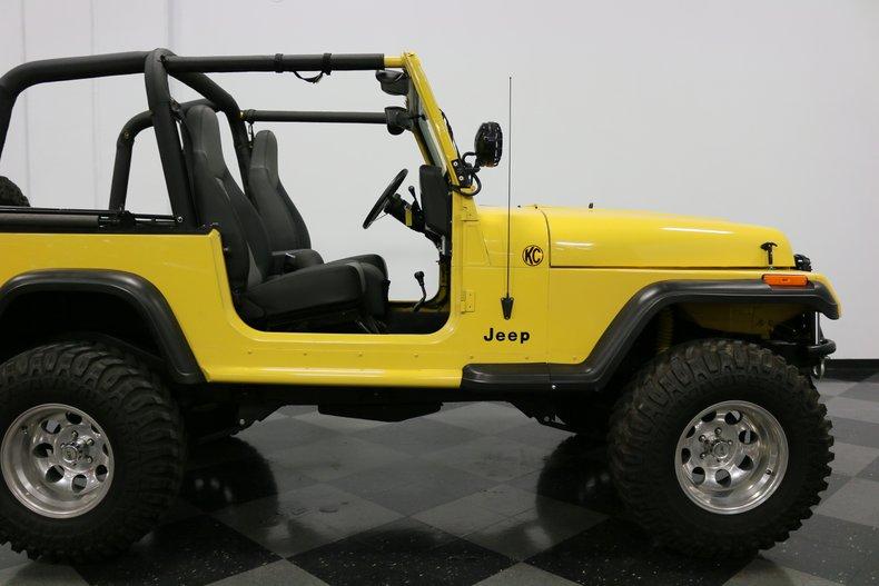 1993 Jeep Wrangler 41