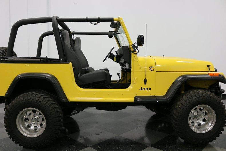 1993 Jeep Wrangler 40