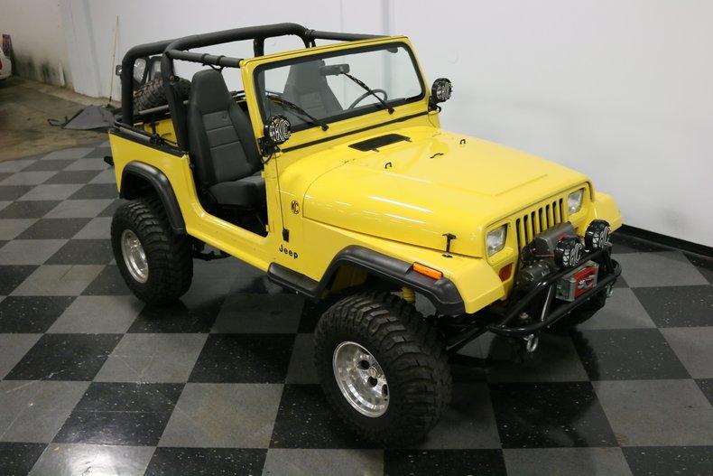 1993 Jeep Wrangler 78