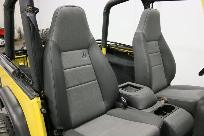 1993 Jeep Wrangler 63