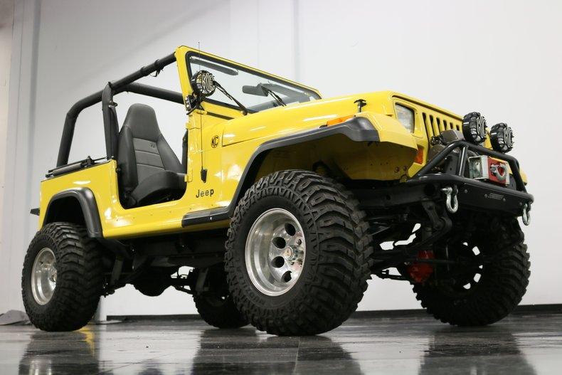 1993 Jeep Wrangler 42