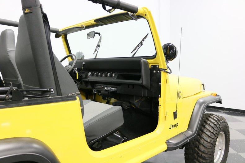 1993 Jeep Wrangler 69