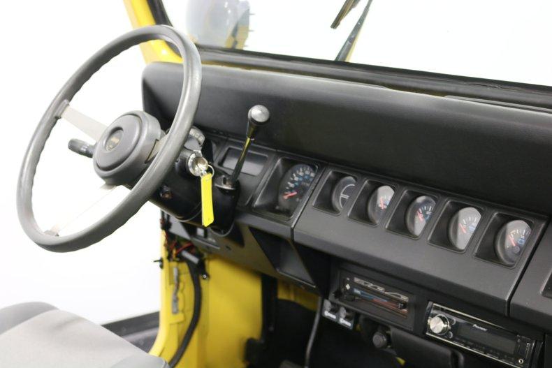 1993 Jeep Wrangler 65