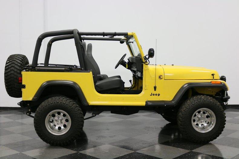 1993 Jeep Wrangler 15