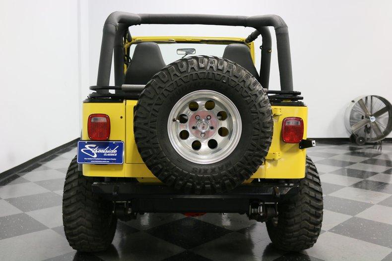 1993 Jeep Wrangler 11
