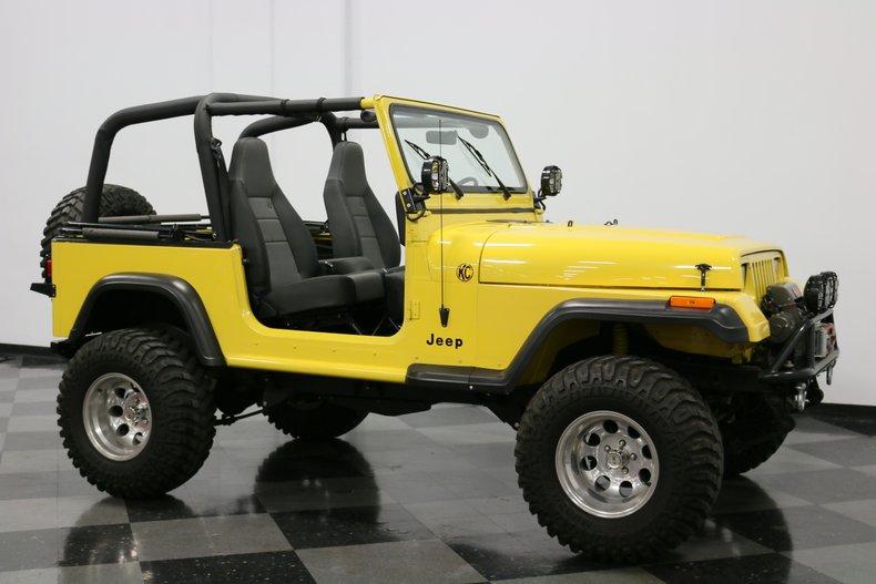 1993 Jeep Wrangler 16